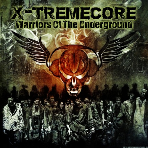 Low Entropy - Blackened Speedcore (SWAN-110) V.A. - X-tremecore (Warriors Of The Underground)