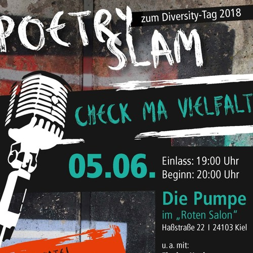 Poetry Slam am Diversity-Tag