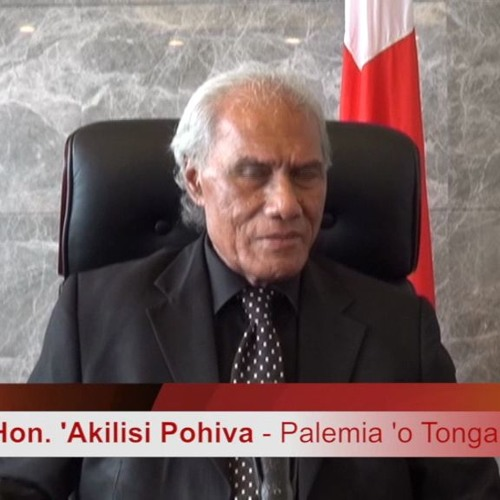 "Ko e Tonga Lelei - ""Oku 'i ho 'aofi Nima pe"""
