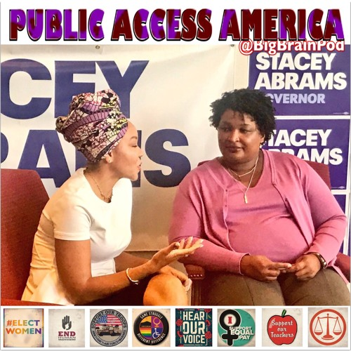 Stacey Abrams-Supporting Small Business