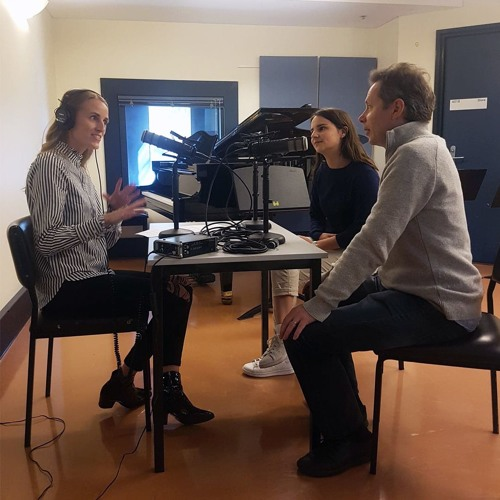 Meet the AYO Episode 9   Alice Morgan, saxophonist, and James Nightingale, AYO tutor