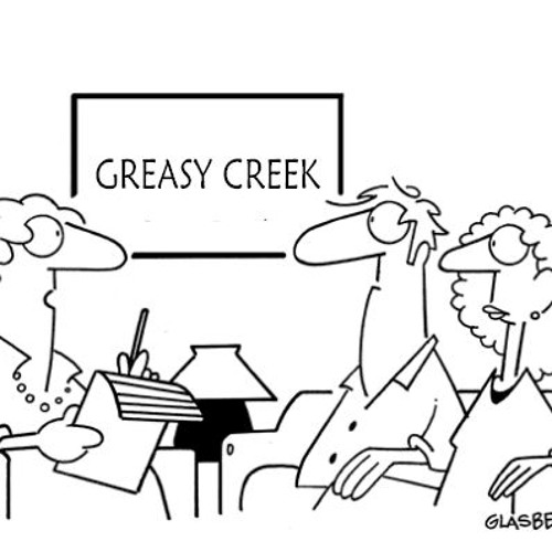 What's the secret to a long marriage? Listen to Greasy Creek Bill on WSGS