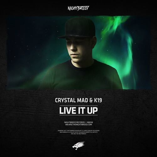 Crystal Mad & K19 - Live It Up