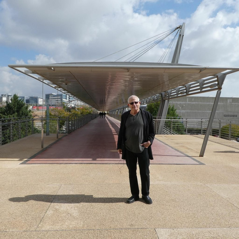 חמישה בניינים | סיור עם דני לזר במחלקה לפיזיקה, באר שבע