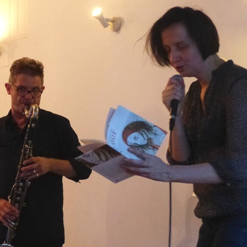 Performance de Laurence Vielle et Vincent Granger