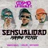Bad Bunny X Prince Royce X J Balvin - Sensualidad (La Doble C & Cosmo Mambo Remix)