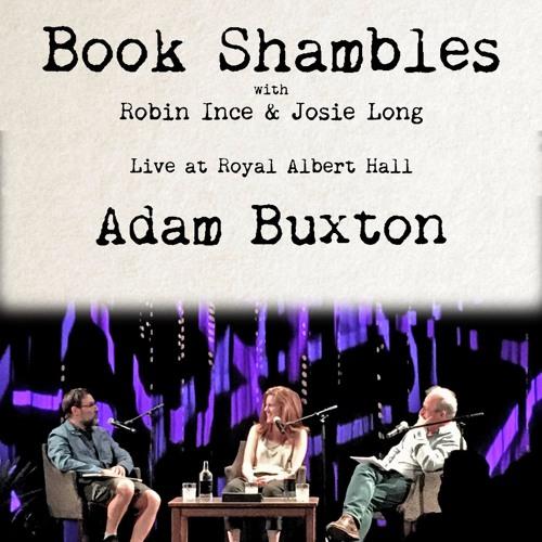 Book Shambles - Live at the Royal Albert Hall - Adam Buxton
