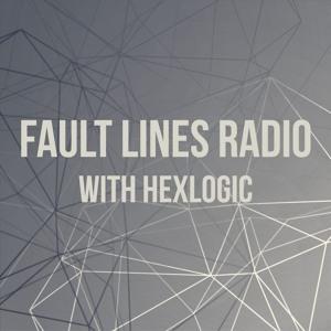 Hexlogic - Fault Lines Radio 021 2018-07-11 Artwork