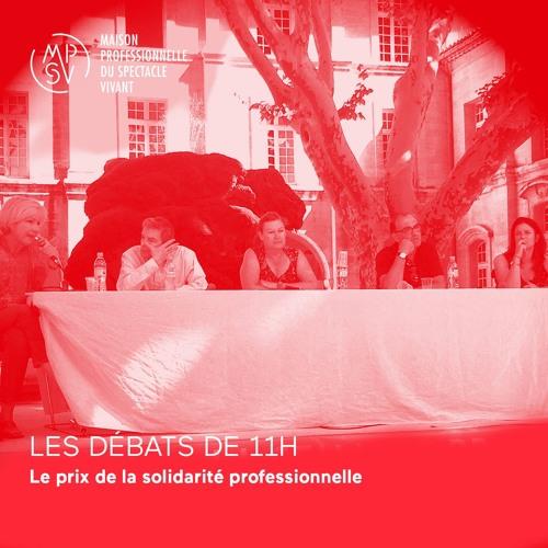 MPSV - Les Débats de 11h - Le prix de la solidarité professionnelle