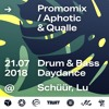 Drum & Bass Daydance - Promomix by Qualle (Drum Army) & Aphotic (BAMMS)