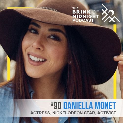 DANIELLA MONET, Actress, Nickelodeon Star, Activist: Seizing Opportunity
