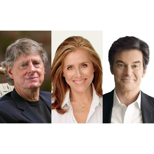 Richard Cohen and Meredith Vieira with Dr. Oz: Chasing Hope