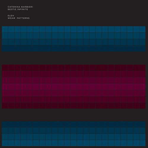 Caterina Barbieri/ELEH Split LP MIX - Available Aug 10, 2018 - Pre-order now available