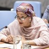 Clip - UN Deputy Secretary-General Amina Mohammed at Security Council 11 July 2018