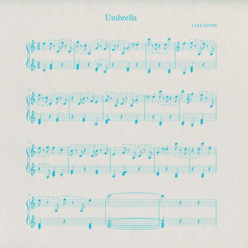 umbrella (piano version)
