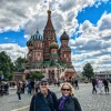 Kristin Henning On A Russian Cruise Visits St Petersburg And Moscow -Graeme Kemlo
