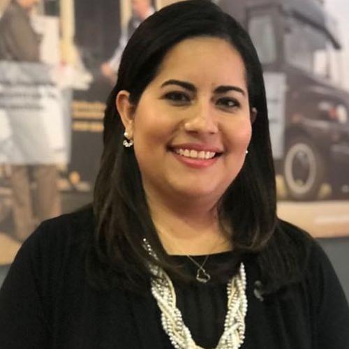 Rosalva Rivera, Gerente de Mercadoctenia de  UPS México