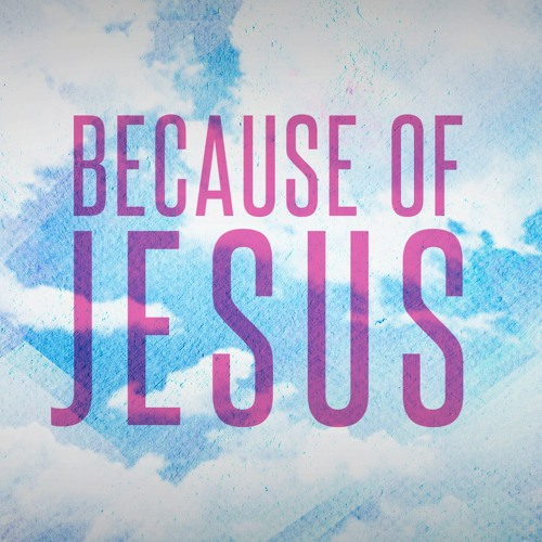 BECAUSE OF JESUS: We Have The Holy Spirit