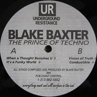 Blake Baxter - Vision of Truth Artwork
