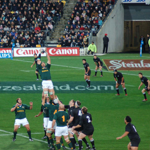 #ICYMI - Rugby – Physics and Grit, with Todd Clever