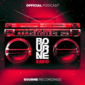 BOURNE - Bourne Radio 015 (15grams) 2018-08-13 Artwork
