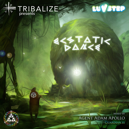 AAA - Tribalize Ecstatic Dance LuvStep - Multigenre Trap, World, Trance, Future Bass Mix
