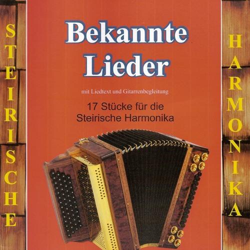 Bekannte Lieder - 17 Stücke für die Steirische Harmonika von Erich Pauli