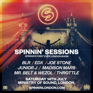 Madison Mars - Spinnin' Sessions London Guestmix 2018-07-12 Artwork