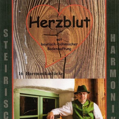 Herzblut - 16 Harmonikastücke von Erich Pauli