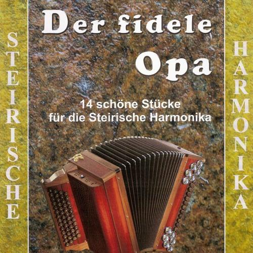 Der fidele Opa - 14 Harmonikastücke von Erich Pauli