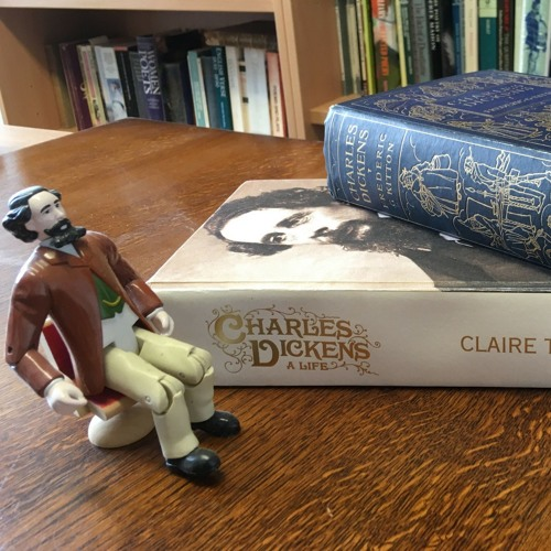Series Three: The Quiet Place Book Club (Episode Two) - Dickens in the world