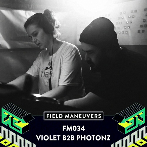 FM034: Violet b2b Photonz live at FM2017