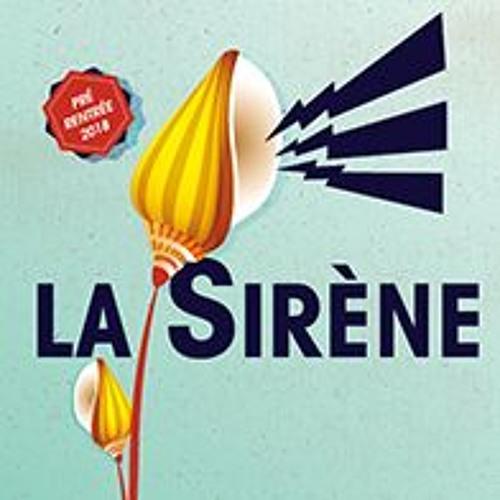 La Sirène, programmation Sept./ Déc. 2018
