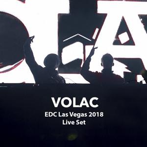 VOLAC @ stereoBLOOM, EDC Las Vegas 2018-05-19 Artwork