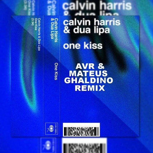 One Kiss Calvin Harris Dua Lipa