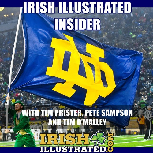 Looking forward to Notre Dame's fall camp