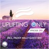 Uplifting Only 283 (incl. Paddy Kelly Guestmix) (July 12, 2018) [All Instrumental]