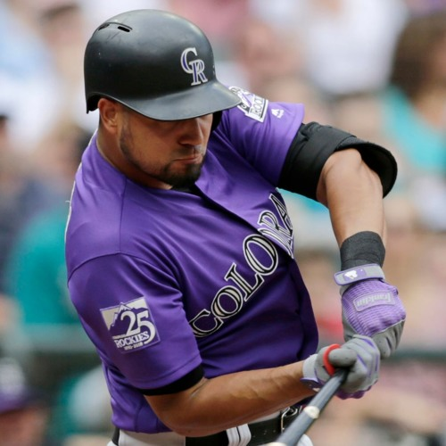 Ep. 45 -- Noel Cuevas on his rookie season, the Rockies outfield and Puerto Rico