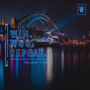 Win Woo - Win. Woo. Repeat. Volume 003 2018-07-12 Artwork
