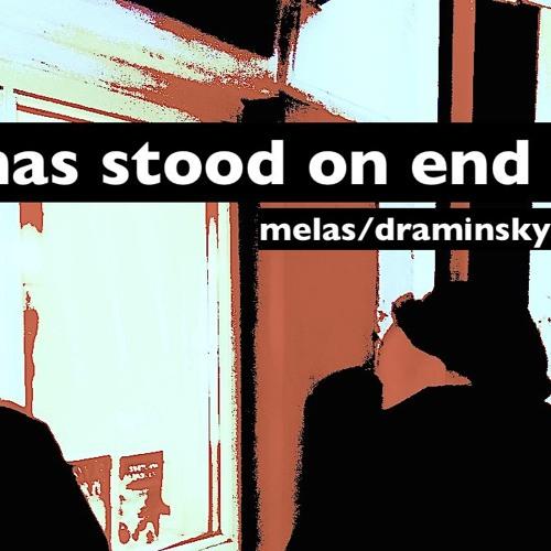 My commas stood on end