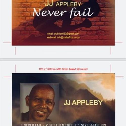 JJ Appleby - Never Fail Remaster