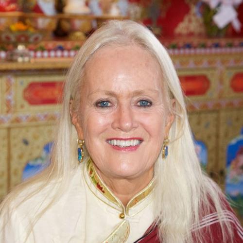 Lama Tsultrim Allione: Transforming Negativity Through Fierce Feminine Wisdom