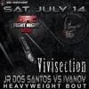 The MMA Vivisection - UFC Boise: JDS Vs. Ivanov Picks, Odds & Analysis