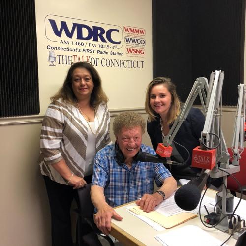 Talk of Connecticut Interview with Brad Davis