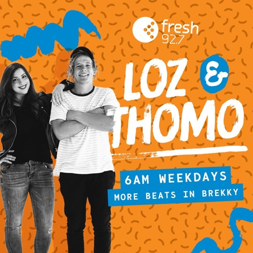 Loz and Thomo the Podcast! (13 July 2018)