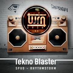 Devil Say - TURN OVER 03 EP - TEKNOBLASTER