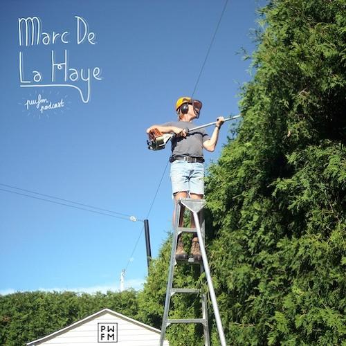Podcast PWFM115 : Marc de la Haye 🌳