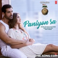 Paniyon Sa Satyameva Jayate Atif Aslam Song Artwork