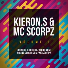 KIERON.S & MC SCORPZ VOLUME 1