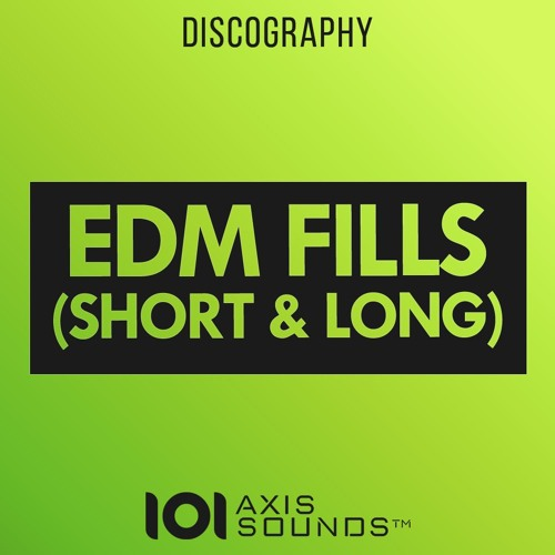 Free EDM Fills & Build Up Drums by AXIS SOUNDS by BVKER COM